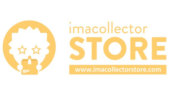 imacollector store is finally online!